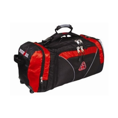 ironman transporter rolling bag reisetasche mit rollen sport components. Black Bedroom Furniture Sets. Home Design Ideas